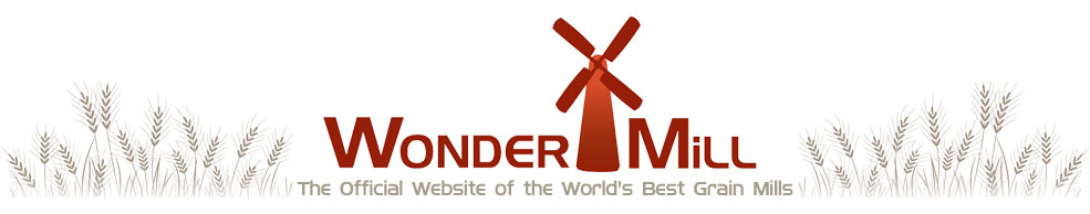 WonderMill | The Official Website of the World's Best Grain Mills