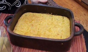 Not Your Mammas Cornbread recipe