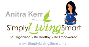 Anitra Kerr with Simply Living Smart