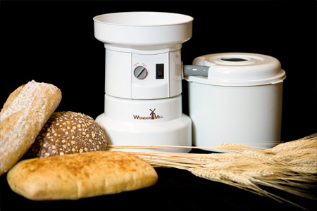 WonderMill Grain Mill, the Best Electric Grain Mill